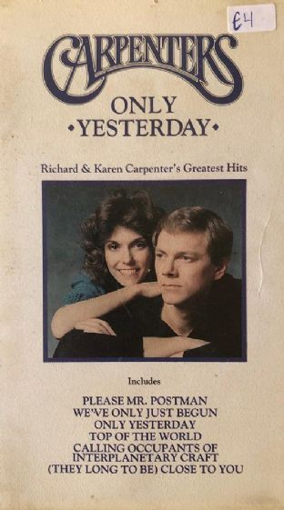 Carpenters - Only Yesterday (VHS)